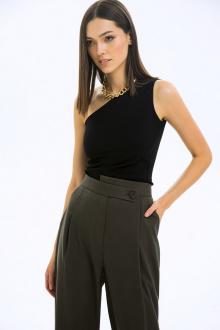 блуза LaVeLa L50254 черный