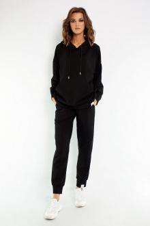 брюки, худи Kivviwear 4015-4040 черный