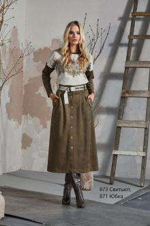 юбка NiV NiV fashion 871