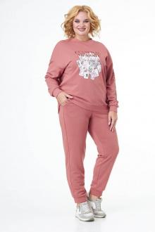 брюки, худи LadyThreeStars 2144