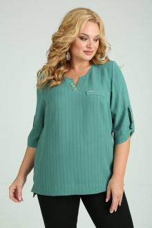 Блуза SOVITA M-603 зелень