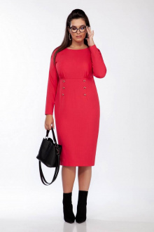 платье INVITE 4036 малина