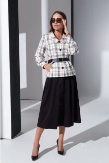 жакет,  юбка Lissana 4322