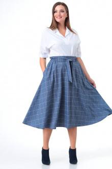блуза,  юбка T&N 7097