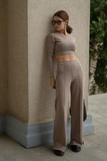 брюки Rawwwr clothing 285 пудра