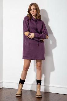 платье S_ette S5051 фиолетовый