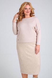 туника,  юбка Ollsy 5110 беж