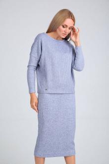 туника,  юбка Ollsy 5110 голубой