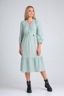 платье Ollsy 1570 мята
