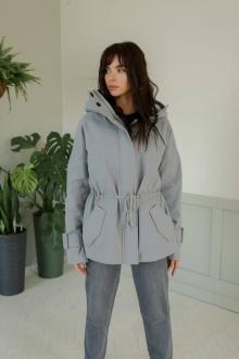 куртка LadisLine 1371 стальной