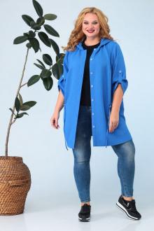 блуза Anastasia 641 синий