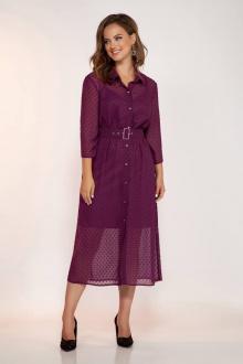 платье Dilana VIP 1775/1 фиолет