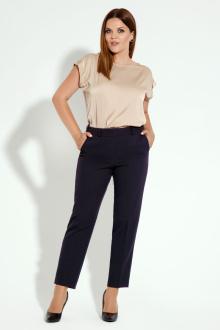 брюки Панда 13460z синий