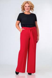 брюки Swallow 392 красный