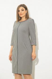 Платье JeRusi 2123 серый