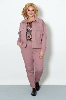 брюки STEFANY 64 розовый