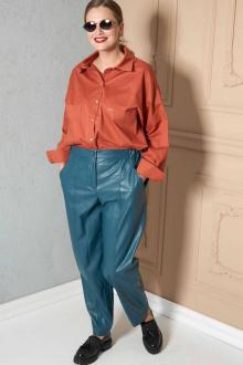 брюки SOVA 11146 бирюза
