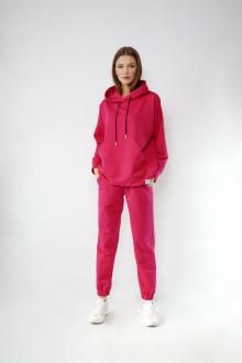 брюки, худи Kivviwear 4015-4040 фуксия