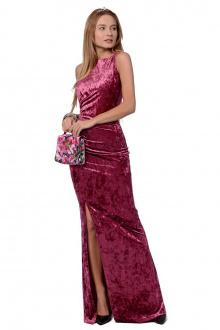 платье PATRICIA by La Cafe NY14404 сиреневый,лавандовый