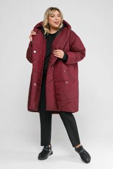 пальто Pretty 2048 вишневый