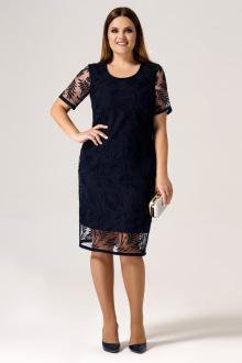 платье Панда 22480z синий