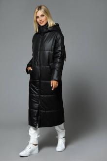 Пальто DiLiaFashion 0512 черный