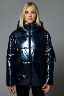 куртка DiLiaFashion 0513 кристалл