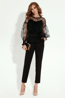 блуза Панда 20840z черный