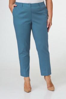 брюки БелЭльСтиль 586 голубой-джинс