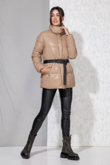 куртка Beautiful&Free 4058 бежевый
