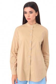рубашка Talia fashion 367 беж
