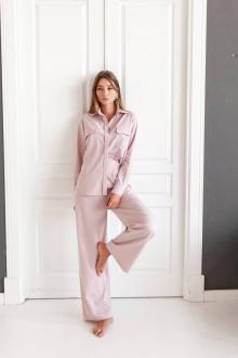 брюки,  рубашка KRASA 239-21 светло-розовый