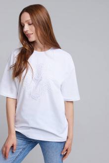 футболка Limi 3103-WB белый