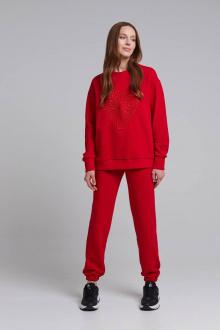 брюки Limi 4028 красный
