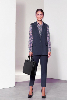 блуза,  брюки,  жилет Gizart 7525 /2