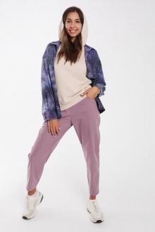 брюки Madech 21175 пыльная_роза