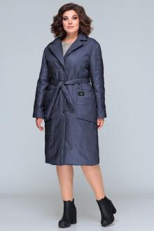 пальто Bonna Image 606 синий