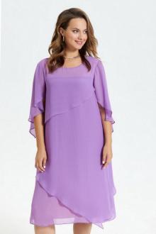 платье TEZA 722 лаванда