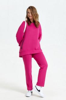 брюки,  джемпер TEZA 2385 розовый