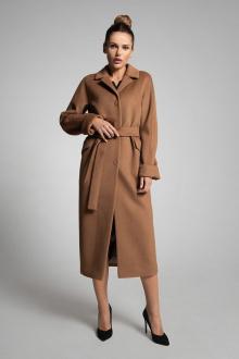 пальто Gotti 201-3 рыжий