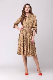 платье Verita 2014 желтый