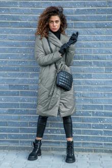 пальто DOGGI 5003 графит