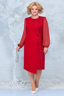 платье Ninele 2299 красный