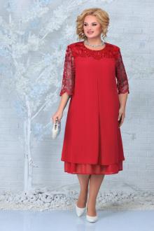 платье Ninele 2303 красный