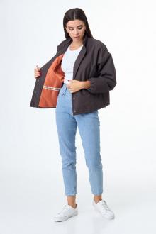 куртка Anelli 908 коричневый