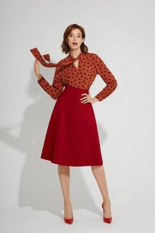 блуза VIZANTI 2011 кирпичный