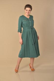 Lady Style Classic 2015/1 зеленый