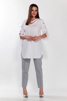 блуза Belinga 5125 белый