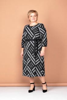 Соджи 507 черный/серый