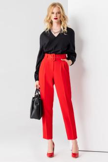 брюки Панда 11860z красный